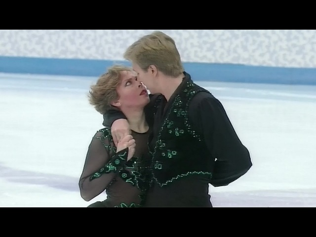 [4K60P] Jayne Torvill and Christopher Dean 1994 Lillehammer Olympic OD