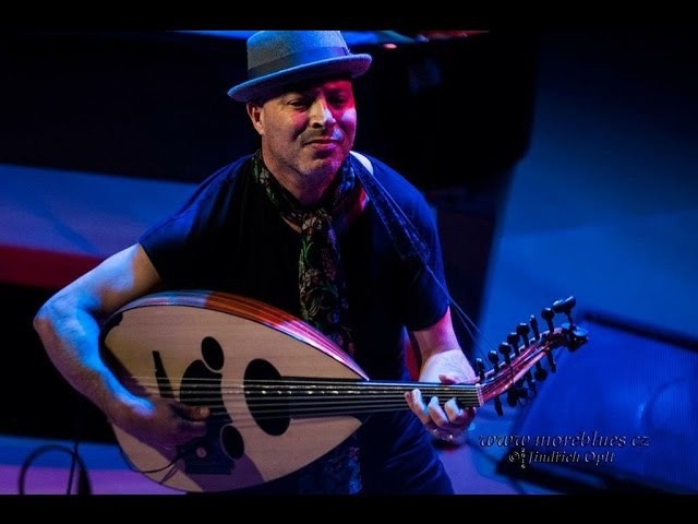 Dhafer Youssefs Dance Of The Invisible Dervishes at Festival International De Carthage -Tunisia