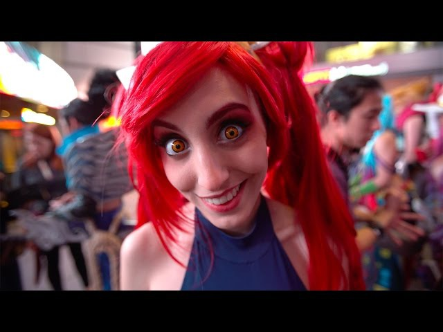 2016 Worlds Cosplay Music Video | League of Legends Community Collab