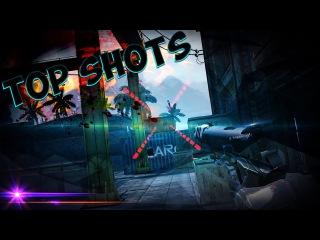 TOP SHOTS | НАРЕЗКА ТОПОВЫХ УБИЙСТВ #2