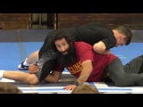 A Wrestling Lesson from Mike Zadick at the Zadick Bros Wrestling Camp