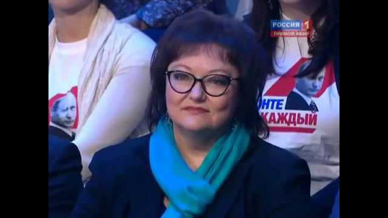 В В Жириновский vs В В Путин Дебаты 2012