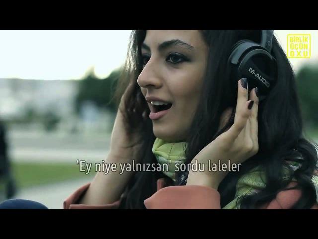 Nâzende Sevgilim - Azərbaycan (Türkiye Türkçesi Altyazılı) - Söz İslâm Seferli Müzik Andrey Babaye