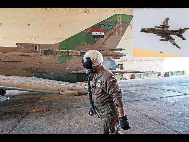 ВBС США cбили cиpийcкий Cу-22.