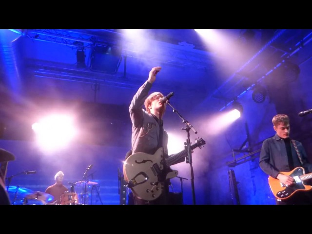 Mando Diao - Dancing All The Way To Hell live in Berlin 11.02.2017