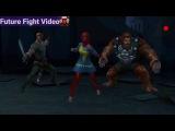 Marvel Future Fight - T2 Kamala Khan v Corvus World Boss (solo clear)