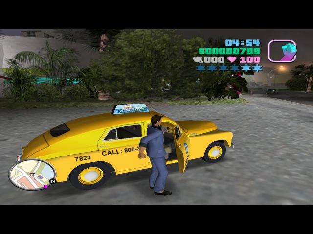 GTA: Vice City DELUXE (2004) - Turbo Mod (Gameplay)