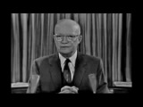President Eisenhower on how the military industrial complex steals from the hungry and the homeless