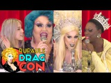 ALASKA, EUREKA & BOB the DRAG QUEEN w/ Sandra Song | The Politics of Drag from RuPaul's DragCon 2017