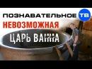 Неудобная история Невозможная царь ванна Познавательное ТВ Артём Войтенков