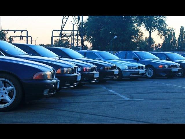 Как ведут себя на дороге водители BMW №1