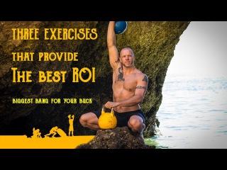 The Big ROI—Best 3 KB Exercises the big roi—best 3 kb exercises
