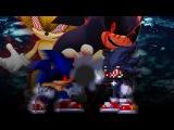 Sonic.exe vs Fleetway Sonic