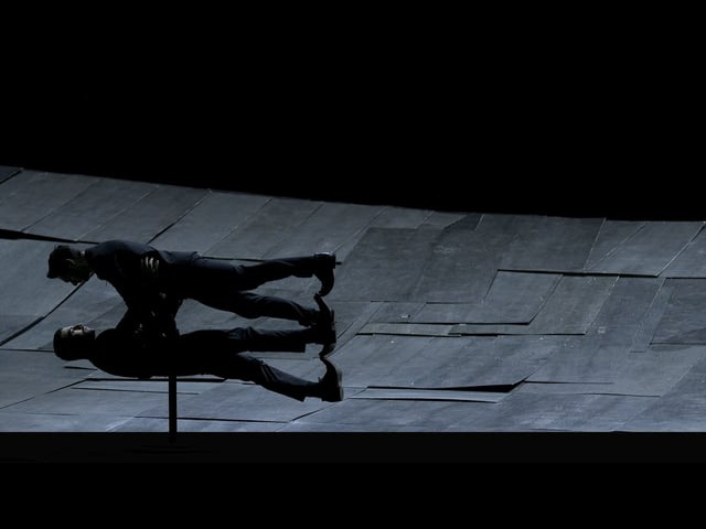 THE GREAT TAMER (2017) / a new work by Dimitris Papaioannou / trailer