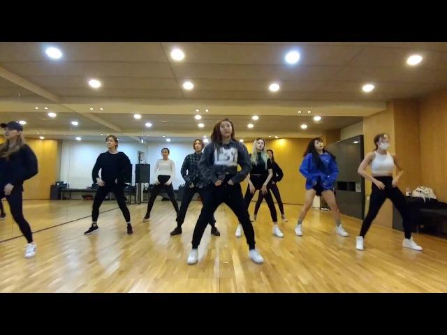 싸이 (PSY) - 아이 러브 잇 (I LUV IT) 안무 - psy's dancers Practice