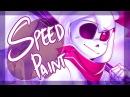 Speedpaint Aftertale Reapertale Goth