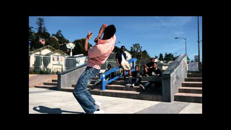DREAL Skate TURF FEINZ Youth UpRising Oakland | YAK FILMS