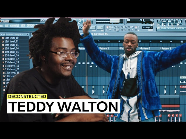 The Making Of GoldLink's Crew Feat. Brent Faiyaz Shy Glizzy With Teddy Walton   Deconstructed