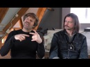 Slowdive interview - Neil Halstead and Simon Scott (part 2)