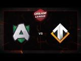 Alliance vs. Escape Gaming - SEMIFINAL - Game 1 - Play Offs - ASUS ROG DreamLeague Season 6