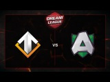 Escape Gaming vs. Alliance - Game 1 - Play Offs - ASUS ROG DreamLeague Season 6
