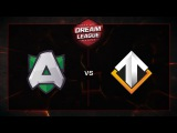 Alliance vs. Escape Gaming - SEMIFINAL - Game 2 - Play Offs - ASUS ROG DreamLeague Season 6