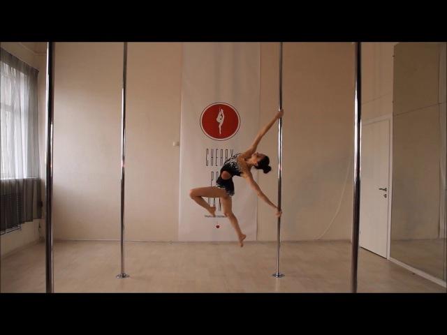 Cherry Pole Dance Бутковская Ирина
