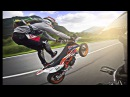 Supermoto makes happy! - Austria Trip 2017
