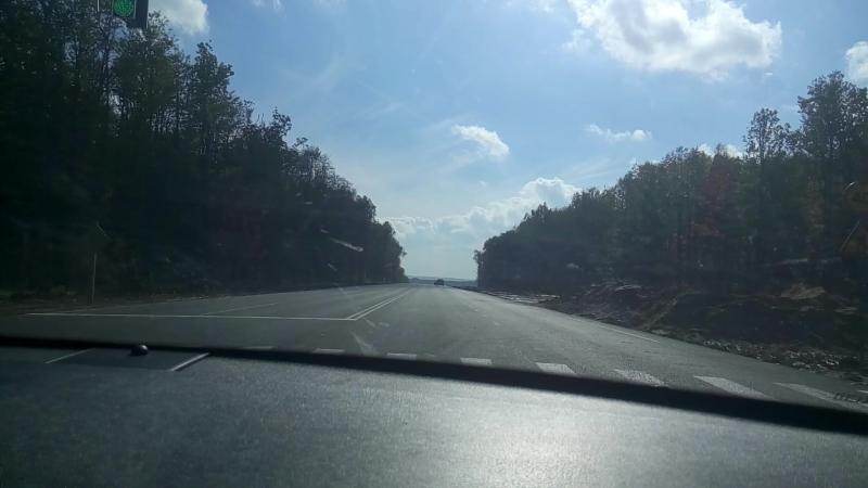 новая объезная дорога светотехстрой - юго-запад