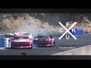 Drift Vine   Nissan Silvia s13, s14 & s15 Team Burst Show at The Drift Muscle 2017
