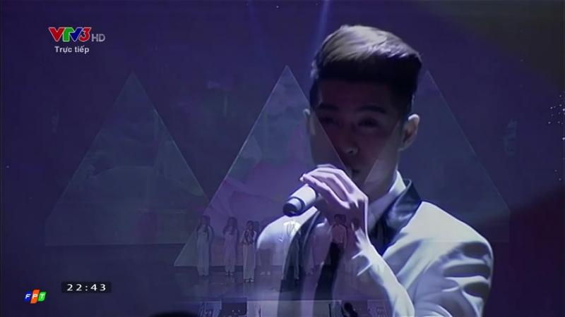 Noo Phuoc Thinh - Tinh Ca @ The Remix Hoa Am Anh Sang 2016