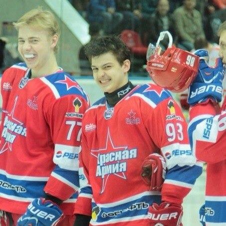 Орловец Павел Подлубошнов помог «Красной Армии» сохранить лидерство в МХЛ