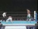 The Great Muta (IWGP Champion) vs Masahiro Chono (NWA Champion) - Title vs Title