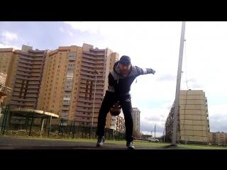 Основные разминочные движения для силового жонглирования гирей. 16 кг. Леонид Синцов