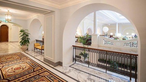 Почему дорогие гостиницы Москвы теряют клиентовhttp://www.kommersant