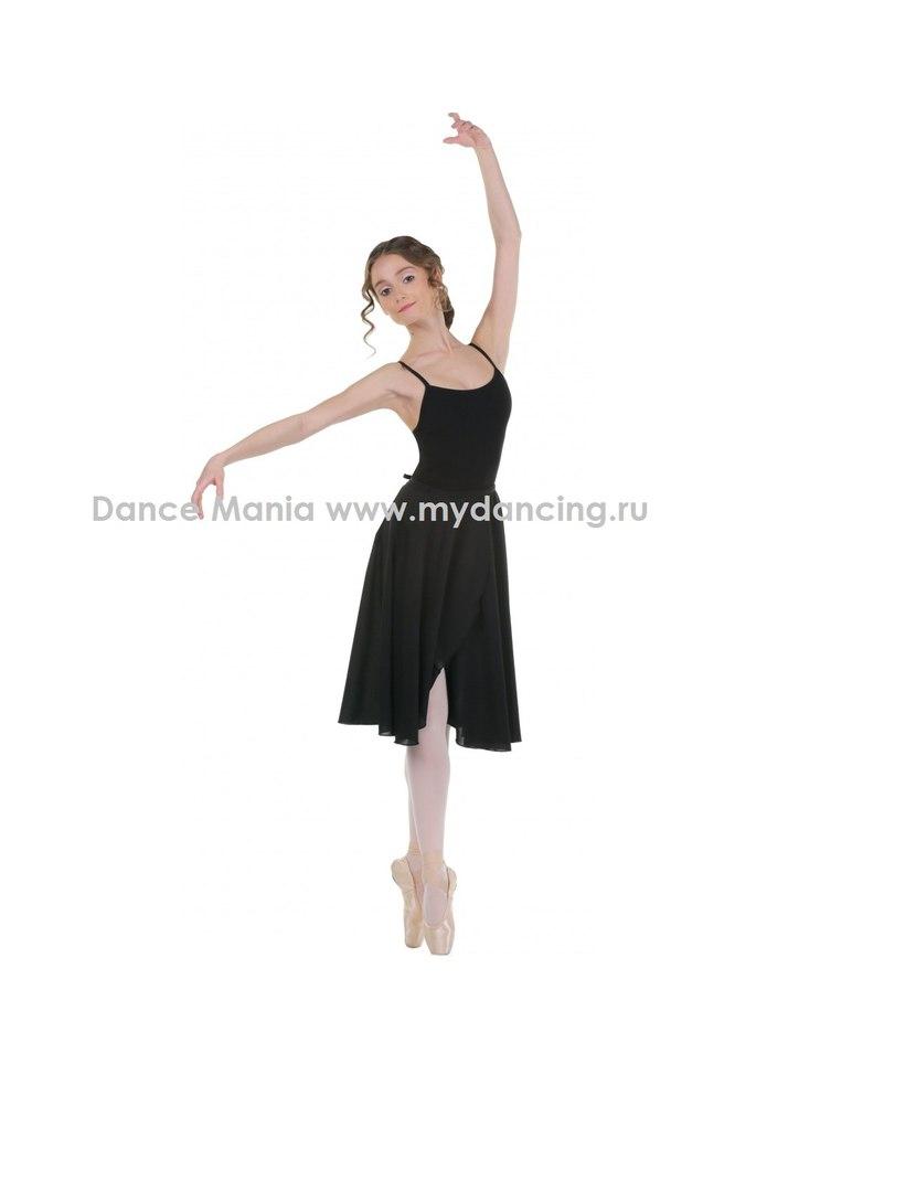 юбка удлиненная с запАхом