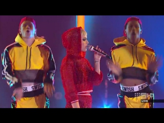 Katy Perry - Swish Swish - The Voice Australia 2nd July 2017