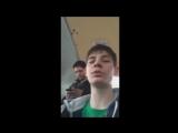 Школьник в автозаке: - я верю Навальному! Он мне 10000 евро обещал за задержание!