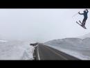 Неудачный перелет через дорогу видео – ONLINE
