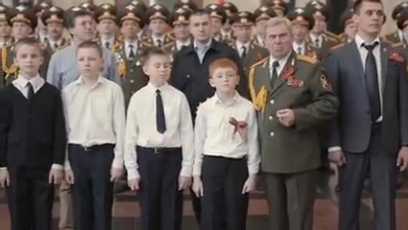 Ко ДНЮ ВЕЛИКОЙ ПОБЕДЫ 1941-1945 года! Никто незабыт, ничто не забыто, ВЕЧНАЯ ПАМЯТЬ ГЕРОЯМ