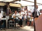 Греция 2008 - национальные танцы и музыка (на борту корабля)
