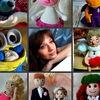 Вязаные игрушки(crochet toys) Татьяны Корниловой