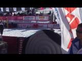 Волейбол на снегу в Сочи. Чемпионат России