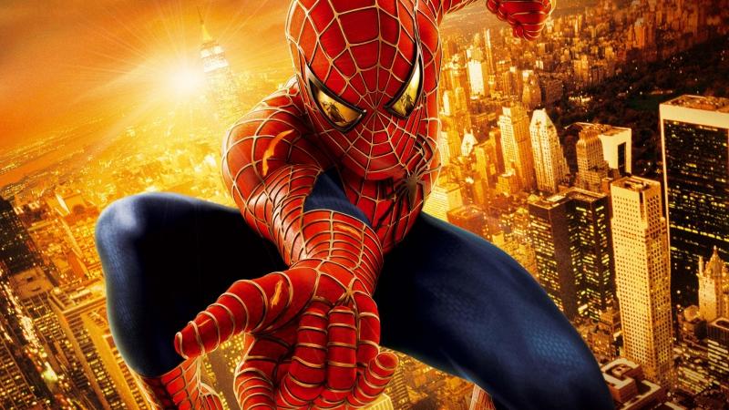 Людина-павук (2002)