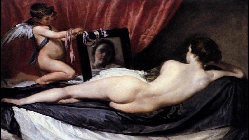 BBC: Частная жизнь шедевров. Диего Веласкес Венера с зеркалом