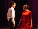 Наш с Леной выпускной танец