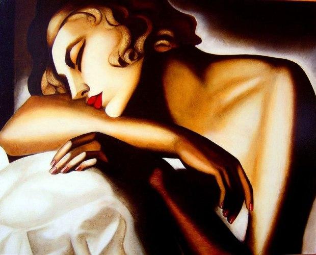 10 самых дорогих произведений искусства, созданных женщинами  1.