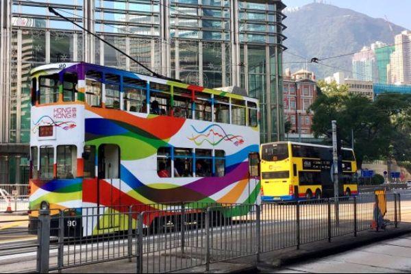 10 самых ярких впечатлений из Гонконга  1.