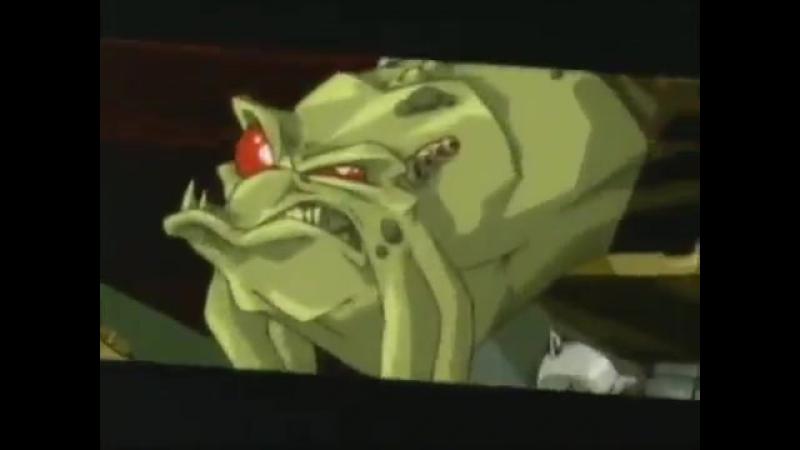 Мегас Экс-Эл-Ар (2004) - Английский Опенинг