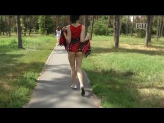 Прогулка по парку без трусиков онлайн фото 743-786